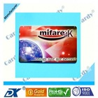 RFID Mifare card for access control