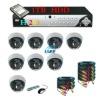 650TVL Security Camera 8 CH CCTV DVR System 1TB