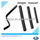 Jiangyin Huayuan supply EPDM flexible hose for Washing Machine(EPDM,Neoprene,silicone)