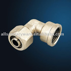 Compression Fitting For Pex Pipe