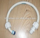 40cm PVC flexible hose,flexible pvc water connection pipe