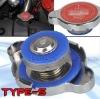 Red Type-S Radiator Pressure Cap Lid for Subaru/Nissan/Mitsunishi/Mazda/Hyundai