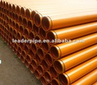 concrete pump straight pipe 3M