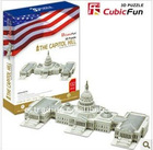 Stereo puzzles/paper model-United States Capitol