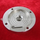 NC lather and Piercer processing machining part
