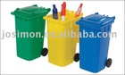 bin shape pencil holder