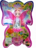 290186 Plastic beautiful baby doll for children