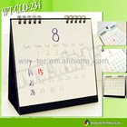 Recycled art paper print calendar 2013 WT-CLD-234