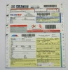 printing express waybill for express company