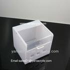fashion acrylic dispensing bins