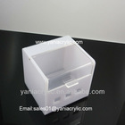 fashion acrylic dispensing bins