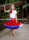 2010 newest design, crystal yarn mini petticoat (tutu) TT-87