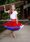 2010 newest design, crystal yarn mini petticoat (tutu) TT-87