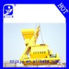 cement mixer with lift