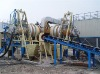 YHLB-30 Movable Double Rollers Asphalt Mix Plant
