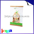 Newest! Mini L Roll Up Display/Bamboo Display/Outdoor Advertising -Environmental