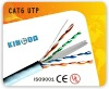 4 pair 23awg cat 6 utp cable