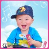 Have sounds and light toy mobile phone for kids