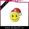 flashing button badge / christmas LED torch badge