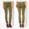 Combat Skinny Jeans In Army,new style jeans