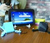 Plastic Folding Stand for Tablet PC