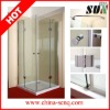 Germany Nano coating easy cleaning glass shower enclosure
