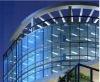 New design aluminium windows curtain wall