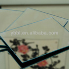 1.8mm-6mm float glass silver mirror sheet