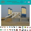 HZS100 fully automatic concrete mixing machine