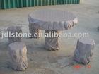 Garden granite table
