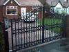 steel driveway gatesZY-SG003