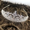 Crystal crown for girls