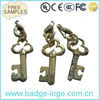 novelty Promotional metal keyring manufacturer