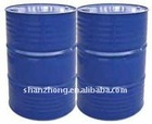 Hydrophilic one component colorful PU binder for plastic runway
