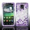 Full diamond mobile phone case for LG G2X