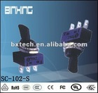 toggle switch / electrical switch SC-102-S