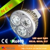 SCREW TYPE Aluminum 3W E27 MR16 LED Spot Light