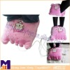 2012 newest USB feet warmer,plush USB soft feet warmer