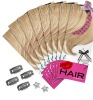 full set clip in hair extension package