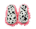 Popular Model Sale Cleaning Women Chenille Slippers in Winter