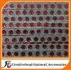 high quality red hot fix rhinestone tape