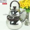 Stainless steel hotsale mirror tea pot coffee pot