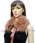 CX-A-46B Woman Feather detachable Fur Collars