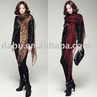 2011 fashion long silk scarf