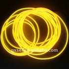 Yellow EL Light Wire