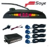 hot sell new waterproof led display car parking sensor system auto electromagnetic parking sensor car distance sensor