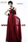 2011 Latest Modern Spaghetti Strap Prom Dresses Of Designers