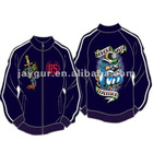 Sportswear men's digital printed jacket
