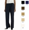 Ladies' Pleat-Front Gabardine Dress Trouser