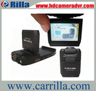 2.0 inch hd 960p support multi language with chargable Li-ion battery car black box dvr(P5000)